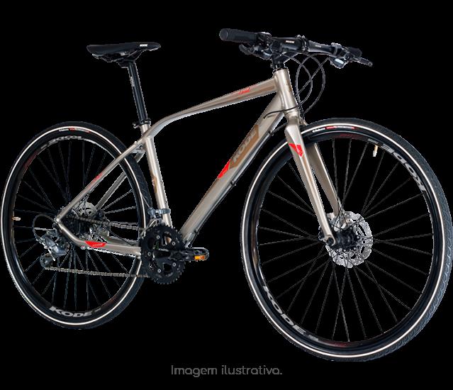 Urban - Straat 2017 -  KODE Bicicletas