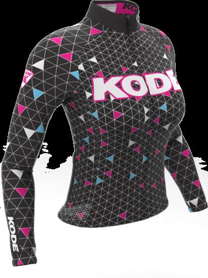 Camisa Advanced Feminina Geometric