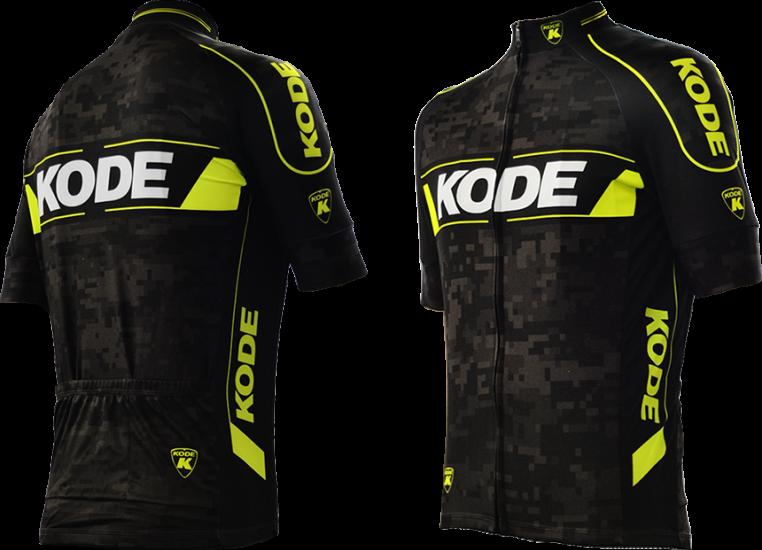 Camisa de Ciclismo Pixel